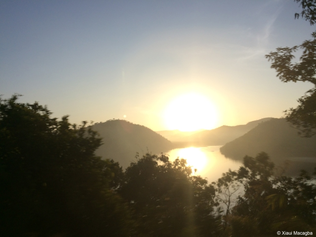 Sunrise in Busuanga (2015) Photo by Xiaui Macagba